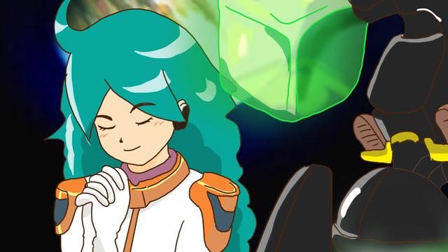 惑星アリエルの姫 ステラ