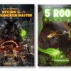 Return of the Lazy Dungeon Master GMで事前設計、5 Room Dungeonでシナリオ作成試してみます。