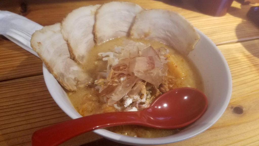 マルニ味噌チャーシュー麺
