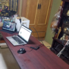 自宅録画環境が整いました。