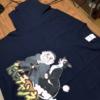 たぐっチャンネルTシャツ作成しました。
