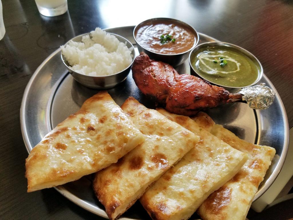 本格派インド料理 シバさんのシバセット