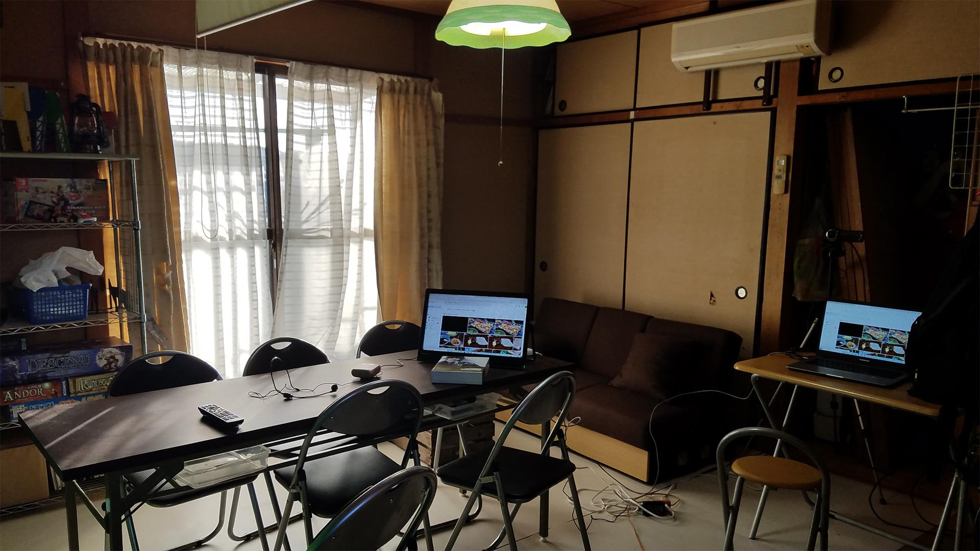 趣味部屋も整理しました。