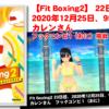 【Fit Boxing2】 23日目、2020年12月25日、95.5kg カレンさん。フックコンビ1(おに)挑戦!