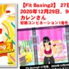 【Fit Boxing2】 27日目、2020年12月279日、96.0kg カレンさん。初級コンビネーション1鬼モード挑戦!